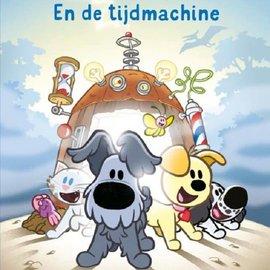 Boek Woezel & Pip en de tijdmachine