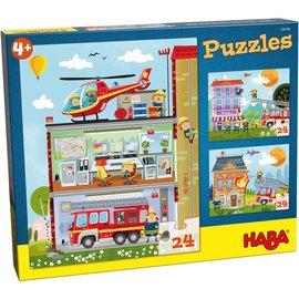 Haba Haba 304186 Kleine brandweerkazerne