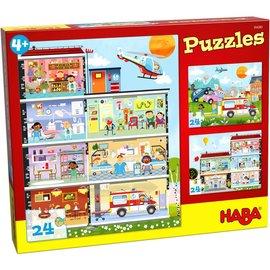 Haba Haba 304283 Het kleine ziekenhuis