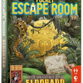 999 Games 999 Games pocket Escape Room: Het mysterie van Eldorado