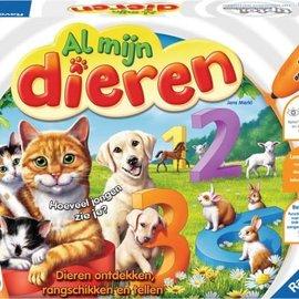 Ravensburger Ravensburger TipToi - Al mijn dieren