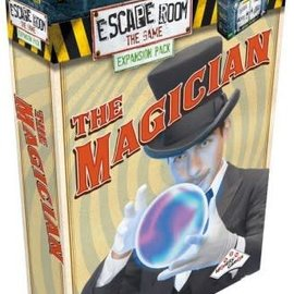 Identity Games Escape Room: The game expension - The Magician