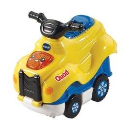 Vtech Vtech Toet Toet auto Quinn Quad Press & Go
