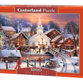 Castorland Castorland Hope runs deep (1000 stukjes)