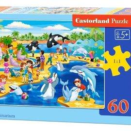 Castorland Castorland puzzel Dolphinarium (60 stukjes)