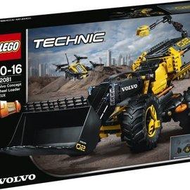Lego Lego 42081 Technic Volvo Concept Wheel Loader