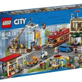 Lego Lego 60200 City Hoofdstad