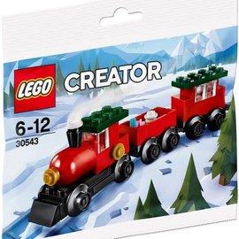 Lego Lego 30543 Creator Kersttrein