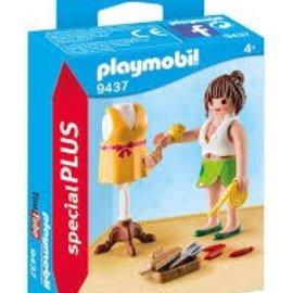 Playmobil Playmobil - Modeontwerpster (9437)