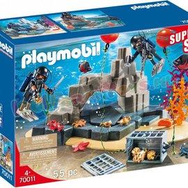 Playmobil Playmobil - Superset SIE onderwatermissie (70011)