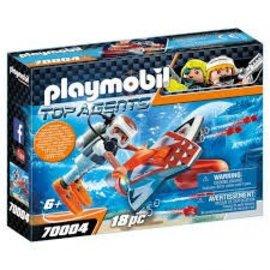 Playmobil Playmobil - Spy team onderwaterjet (70004)