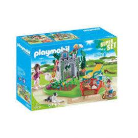 Playmobil Playmobil - Superset Familietuin (70010)