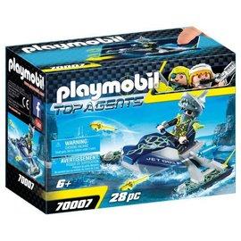 Playmobil Playmobil - Team shark raketscooter (70007)
