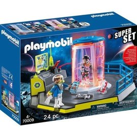Playmobil Playmobil - Superset Galaxy politie (70009)