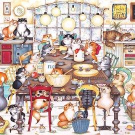 Gibsons Gibsons Cat's Cookie Club (500 stukjes)