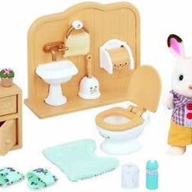 Sylvanian families Sylvanian Families - Chocolate Rabit brother set