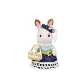 Sylvanian families Sylvanian Families - Town Girl series Chocolate Rabbit (6002)