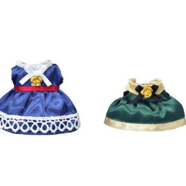 Sylvanian families Sylvanian Families - Dress Up Set (blue & green)