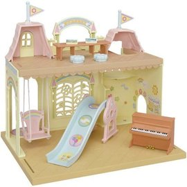 Sylvanian families Sylvanian Families - Baby kasteel kinderopvang