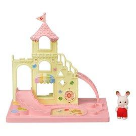 Sylvanian families Sylvanian Families - Baby kasteel speeltuin