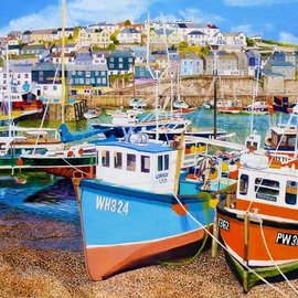 Gibsons Gibsons Mevagissey Harbour (500 XL)