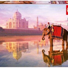 Educa Educa Olifant in Taj Mahal (1000 stukjes)