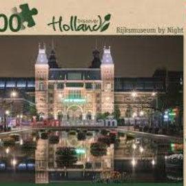 Jumbo Jumbo puzzel Rijksmuseum bij Nacht (1000 stukjes)