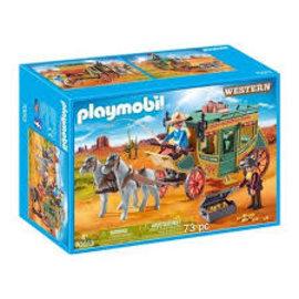 Playmobil Playmobil - Western Koets (70013)