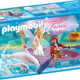 Playmobil Playmobil - Romantisch Feeënbootje (70000)