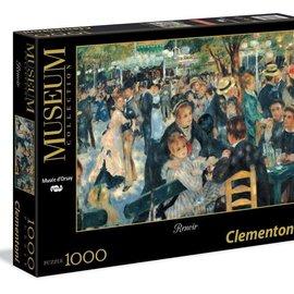 clementoni Clementoni puzzel Renoir - Bal du moulin (1000 stukjes)