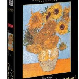 clementoni Clementoni puzzel Van Gogh - Zonnebloemen (1000 stukjes)