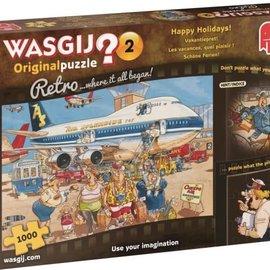 Jumbo Wasgij Orignal 2 Retro - Vakantiepret! (1000 stukjes)