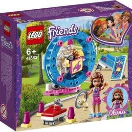 Lego Lego 41383 Olivia`s hamsterspeelplaats