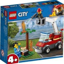 Lego Lego 60212 Barbecuebrand blussen