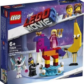 Lego Lego 70824 Maak kennis met koningin Wiedanook Watdanook