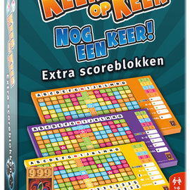 999 Games 999 Games Keer op Keer scoreblok levels 2,3,4