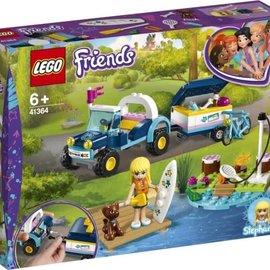 Lego Lego 41364 Stephanie's Buggy en Trailer