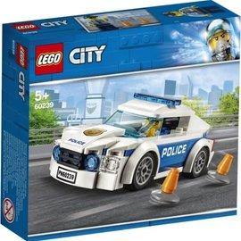 Lego Lego 60239 Politiepatrouille auto