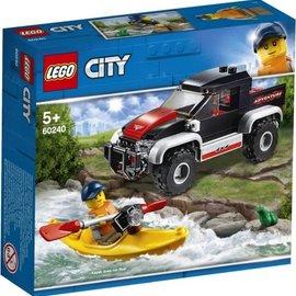 Lego Lego 60240 Kajak avontuur
