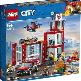 Lego Lego 60215 Brandweerkazerne