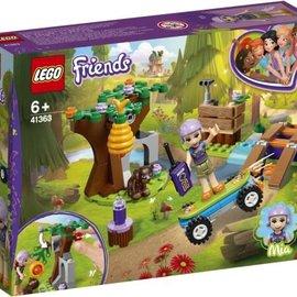 Lego Lego 41363 Mia's avontuur in het bos