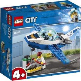 Lego Lego 60206 Luchtpolitie vliegtuigpatrouille