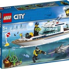 Lego Lego 60221 Duikjacht