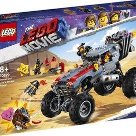 Lego Lego 70829 Emmets en Lucy's vlucht buggy