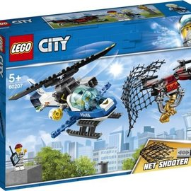 Lego Lego 60207 Luchtpolitie drone-achtervolging