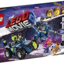 Lego Lego 70826 Rex's Rex-treme offroader
