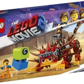 Lego Lego 70827 Ultrakatty & Strijder Lucy