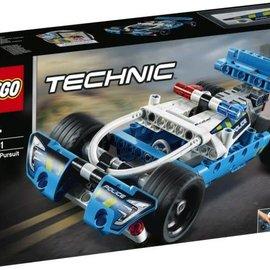 Lego Lego 42091 Politie achtervolging
