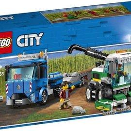 Lego Lego 60223 Maaidorser transport