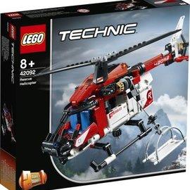 Lego Lego 42092 Reddingshelikopter